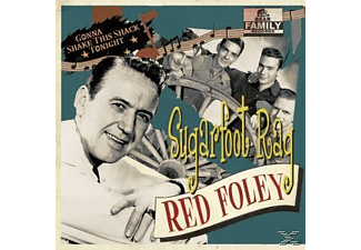 Red Foley - Sugarfoot Rag-Gonna Shake This Shack Tonight - (CD)