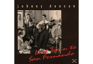Johnny Duncan - Last Train To San Fernando   4 - (CD)