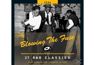VARIOUS - Blowing The Fuse 1946 - Classics That Rocked The Jukebox - (CD)
