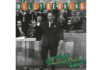 Willy Berking - Tropical Night - (CD)