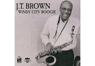 J.t. Brown - Windy City Boogie - (CD)