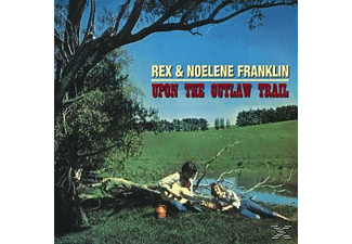 Rex Franklin - Upon The Outlaw Trail - (CD)