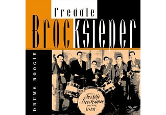 Freddy Brocksieper - Drums Boogie - (CD)