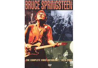 Bruce Springsteen - THE COMPLETE VIDEO ANTHOLOGY 1978-2000 (CODE FREE) - (DVD)