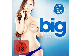 VARIOUS - Big & Beautiful Erotic Dreams - (CD + DVD Video)