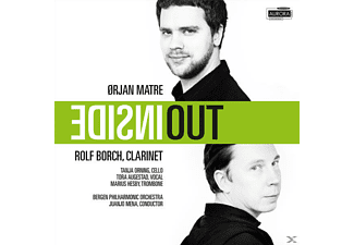 Borch,Rolf/Mena,Juanjo/+ - Inside Out - (CD)