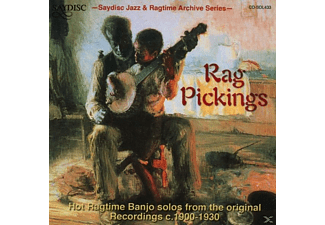 VARIOUS - Rag Pickings - (CD)