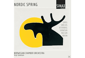 The Norwegian Chamber Orchestra - Nordic Spring - (CD)