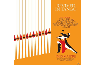 Ines Maidre - Revived in Tango - (CD)