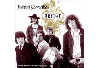 Fairport Convention - Heyday-Bbc Sessions 1968-1969 - (CD)