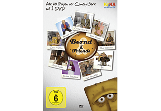 Bernd & Friends - (DVD)