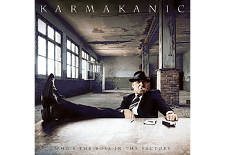 Karmakanic - Whos The Boss In The Factory - (CD)