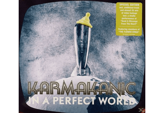 Karmakanic - In A Perfect World (Special Edition) - (CD)