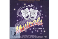VARIOUS - Magic Of The Musicals [CD + DVD Video]