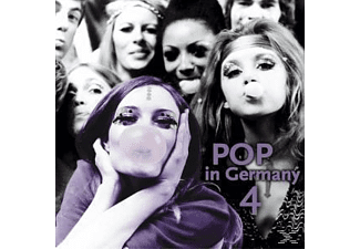 VARIOUS - Pop In Germany Vol.4 - (CD)