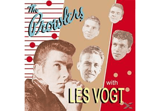 Prowlers,The With Vogt,Les - The Prowlers With Les Vogt - (CD)