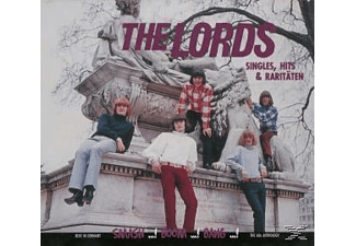The Lords - Singles, Hits & Raritäten - (CD)