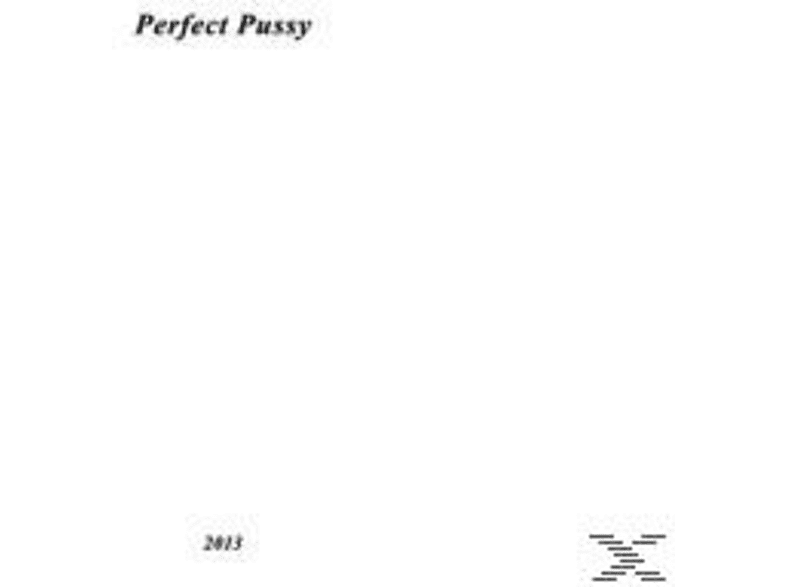 Perfect Pussy - I Have Lost All Desire For Feeling [LP + Download]