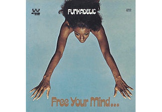 Funkadelic - Free Your Mind And Your Ass Will Follow - dupla lemezes (Vinyl LP (nagylemez))