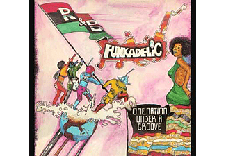 Funkadelic - One Nation Under A Groove (CD)