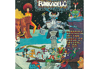 Funkadelic - Standing On The Verge (CD)