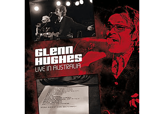 Glenn Hughes - Live In Australia (CD + DVD)