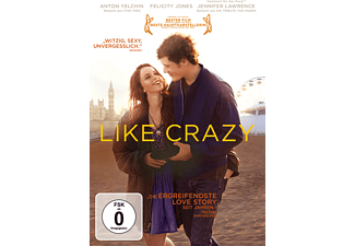 Like Crazy - (DVD)