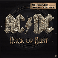 AC/DC - Rock Or Bust (Exklusive Edition) [CD]