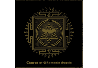 Caronte - Church Of Shamanic Goetia (Deluxe Package) - (CD)