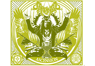 Caronte - Ascension (Digipack) - (CD)