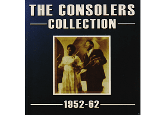 The Consolers - The Consolers Collection 1952-1962 - (CD)