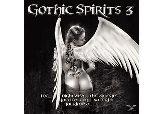 VARIOUS - Gothic Spirits 3 - (CD)