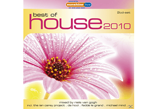 VARIOUS - Best Of House 2010 - (CD)