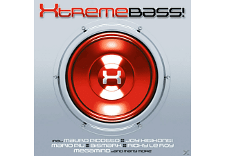 VARIOUS - Xtreme Bass! - (CD)