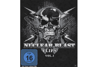 VARIOUS - NUCLEAR BLAST CLIPS 1 - (CD)