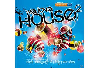 VARIOUS - We Love House Ii [CD]