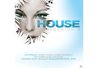 VARIOUS - Hot House Session Vol.3 - (CD)