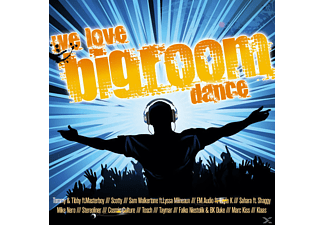VARIOUS - We Love Big Room Dance [Doppel-Cd] - (CD)