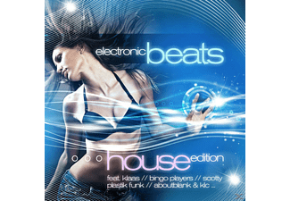 VARIOUS - Electronic Beats: House Edition [CD]