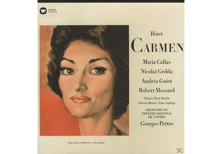CALLAS/GEDDA/MASSARD/PRêTRE/OOP - Carmen (Ltd.Edition) (Remastered 2014) [Vinyl]