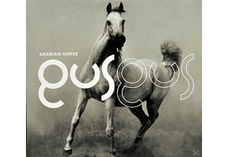 Gus Gus - Arabian Horse - (CD)