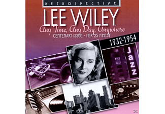 Lee Wiley - Any Time,Any Day,Anywhere - (CD)