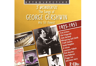 VARIOUS - The Songs of George Gershwin - (CD)
