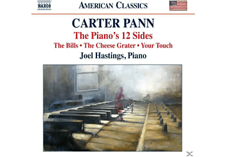 Hastings Joel - The Piano's 12 Sides - (CD)