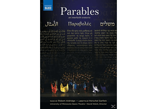 David/university Of Minnesota Walsh - Parables - (DVD)