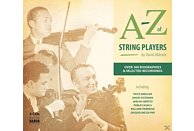 VARIOUS - A-Z of String Players [CD + Buch]