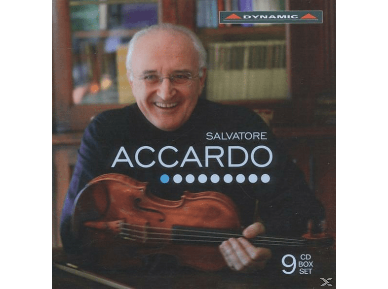 VARIOUS, Canino, Levin, Wiley, Lee, Accarod, Batjer, Manzini, Accarod/Levin/Batjer/Canino/Lee/Manzini/Wiley/+ - Salvatore Accardo [CD]