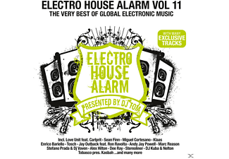 VARIOUS - Electro House Alarm Vol.11 - (CD)