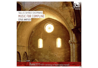 Stile Antico - Music For Compline (+Kat.2015) - (CD)