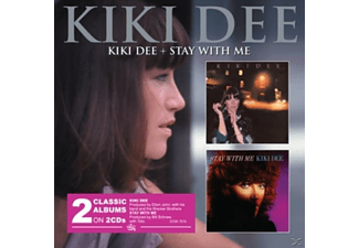 Kiki Dee - Kiki Dee & Stay With Me - (CD)